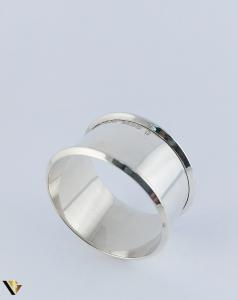 Inel pentru servetele din argint 800, 20.71 grame2