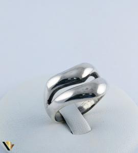 Inel Argint 925, Kiss, 6.97 grame (R) [0]