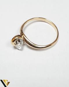 Inel Aur 14k, Zirconiu, 2.43 grame (IS)3
