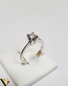 Inel Aur 18K, Zirconiu, 3.62 grame (IS)0