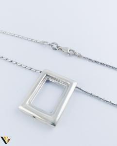 Lant cu Pandantiv Argint 925, 9.01 grame (R)0