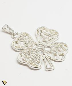 "Pandantiv Argint 925 , ""Trifoi"" , 4.85 grame [0]"