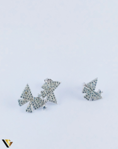 Cercei argint 925, Fluturi, 2.40 grame (R)0