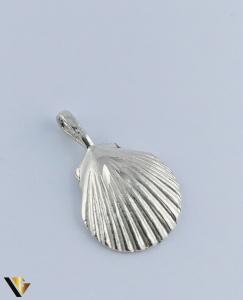 Pandantiv Argint 925, Scoica, 2.60 grame (R)0