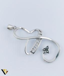 Pandantiv Argint 925, Inima, 2.17 grame (R)1