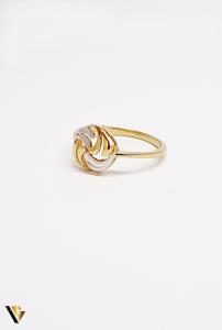 Inel din aur 14k,1.64 grame (BC M)1