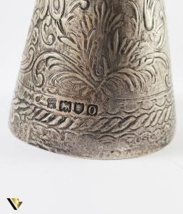 """Southern Lady Bell"" din Argint 800, 82.42 grame2"