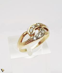 Inel din aur 14k, 2.02 grame (BC M)0