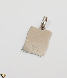 Pandantiv din aur 18k, 750 1.49grame Lungimea pandantivului cu anou este de 23 mm Latimea pandantivului este de 13mm Locatie HARLAU [1]