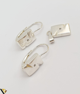 Set Argint Cercei si Pandantiv,5.01grame (H)1