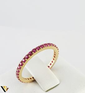 """Inel din aur 14k, 585 1.43 grame """"Eternity ring"""" [0]"""