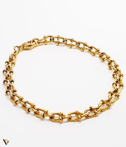 Bratara din aur 9k, 8.04 grame (BC M)0