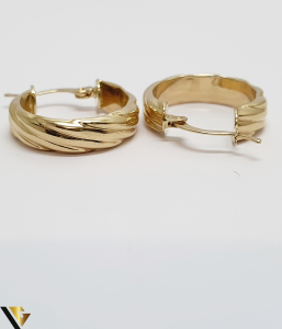 Cercei Aur 14K, 2.97 grame (IS)0