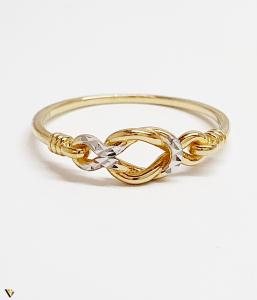 Inel din aur 14k, 1.52 grame (BC M) [1]