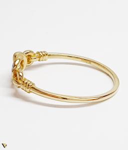 Inel din aur 14k, 1.52 grame (BC M) [2]