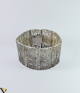 Bratara argint 800, 56.7 gr (SED)0