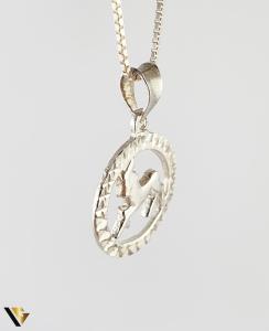 Pandantiv Argint 925, Capricorn, 1.76 grame (R) [1]