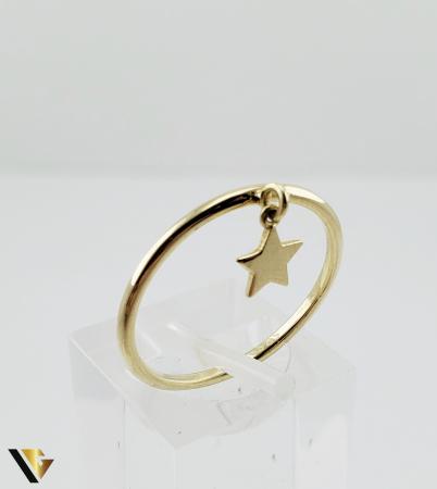 Inel Aur 14k, 1.42 grame (R) stea [0]