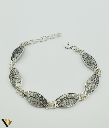 Bratara Argint 925, 6.62 grame (R) filigran [0]