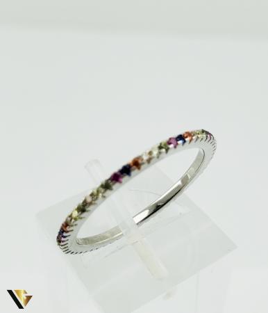 Inel Argint 925, 1.46 grame (R) Eternity ring [0]