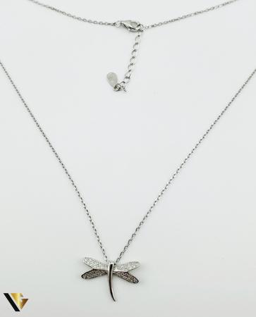 Colier Argint 925, 2.20 grame (R) libelula [2]