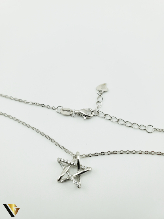 Colier Argint 925, 2.20 grame (R) stea [2]