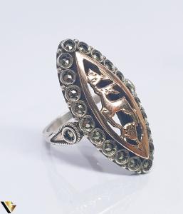 Inel Argint 925, 5.60 grame (BC R)2