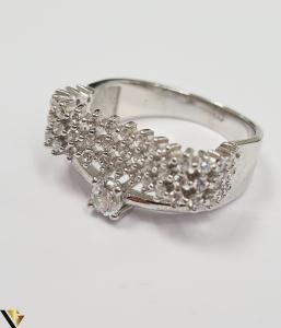 """Inel din argint, 925 5.08 grame Latime inel 9 mm Diametrul inelului este de 19mm (masura standard RO: 59 si UE: 19) Marcaj cu titlul """"925"""" Locatie HARLAU [2]"""