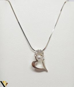 Pandantiv argint 925, 1.08 gr (IS) [0]