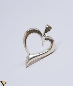 "Pandantiv ""Inima"" Argint 925, 2.30 grame (PD) [0]"