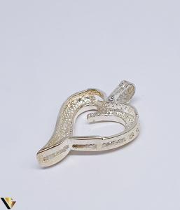 "Pandantiv ""Inima"" Argint 925, 2.30 grame (PD) [1]"