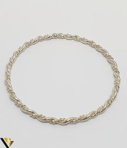 Bratara argint fixa, 925, 7.96 gr (IS) [0]