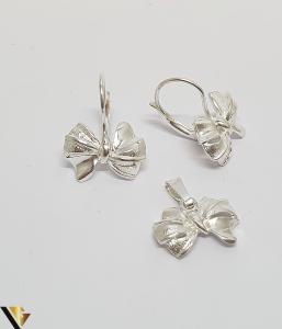 Set Pandantiv si Cercei Argint 925, 4.32 grame (IS) [1]