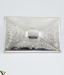 Suport Carti de Vizita, Argint 800, 58.06 grame (TG)2