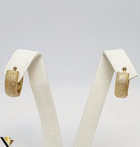 Cercei Aur 14K, 3.52 grame (IS) [0]