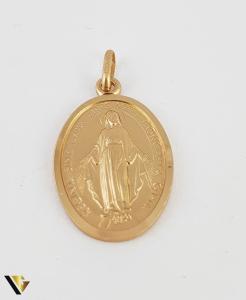 Pandantiv din aur 9k, 375 3.21 grame [1]