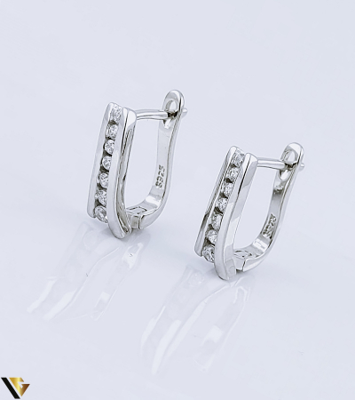 Cercei Argint 925, 2.68 grame (BC R) [0]