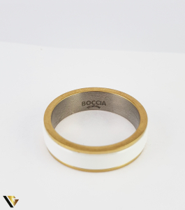 Inel BOCCIA, din titan aurit (R) [1]