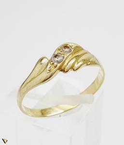 Inel din aur 14k , 1.56 grame (BC M) [0]