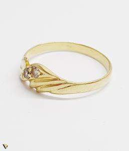 Inel din aur 14k , 1.56 grame (BC M) [2]