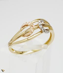 Inel din aur 14k , 1.75 grame (BC M) [0]