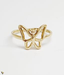 Inel din aur 14k , 2.47 grame (BC M)2