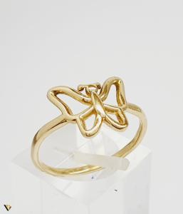 Inel din aur 14k , 2.47 grame (BC M)0