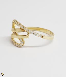Inel din aur 14k , 1.58 grame (BC M)1