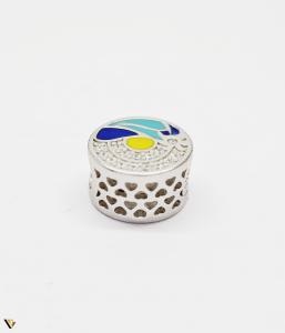 Talisman argint 925, 2.74 grame (BC M)1