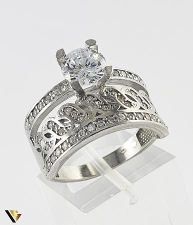 Inel Argint 925, 5.75 grame (P) [0]