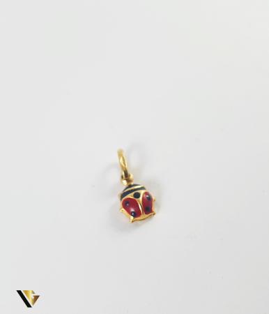 Pandant Aur 18k, 0.42 grame (P)0