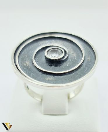 Inel Argint 925, 8.94 grame (R) spirala [1]