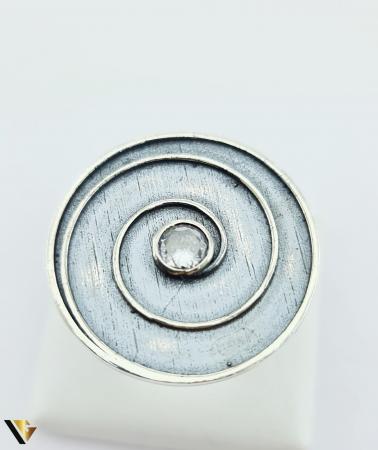 Inel Argint 925, 8.94 grame (R) spirala [2]