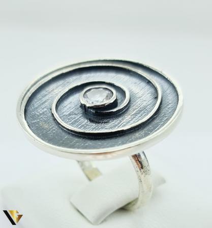 Inel Argint 925, 8.94 grame (R) spirala [3]